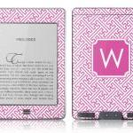 Lattice eReader Skin - Nook..