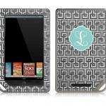 Greek Key eReader Skin - No..