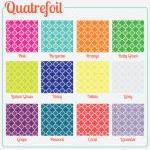 Quatrefoil iPhone/iPod Touc..