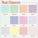 Ikat Chevron iPhone/iPod To..
