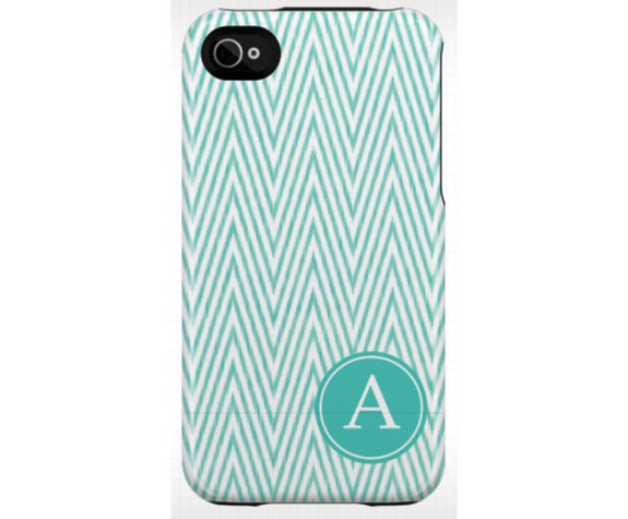 Ikat Chevron iPhone/iPod Touch Case