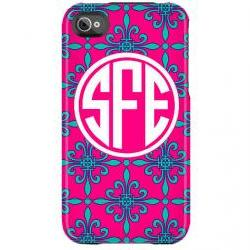 Fleur de Lis iPhone/iPod Touch Case