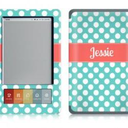 Polka Dots eReader Skin - Nook or Kindle