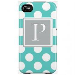Polka Dots iPhone / iPod Touch Case