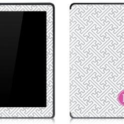 Lattice eReader Skin - Nook or Kindle